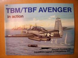 TBM/TBF AVENGER in action №82