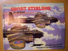 洋書 SHORT STIRLING in action №96