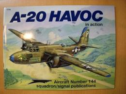 洋書 A-20 HAVOC in action №144