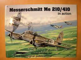 洋書 Messerschmitt Me 210/410 in action №147