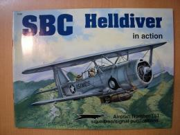 洋書 SBC Helldiver in action №151