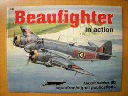 洋書 Beaufighter in action  №153