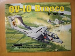 洋書 OV-10 Bronco in action  №154