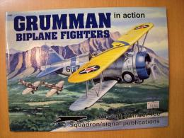 洋書 GRUMMAN BIPLANE FIGHTERS in action №160