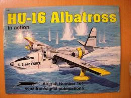 洋書 HU-16 Albatross in action №161