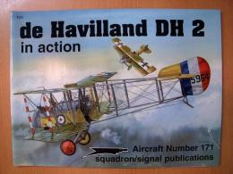 洋書 de Havilland DH 2 in action №171