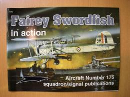 洋書 Fairey Sworrdfish in action №175