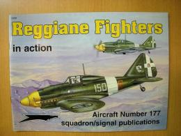 洋書 Reggiane Fighters in action №177