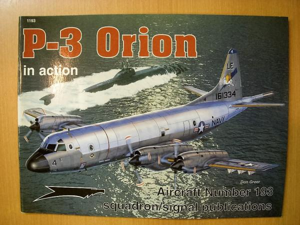 洋書 P-3 Orion in action №193