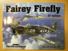 洋書 Fairey Firefly in action №200