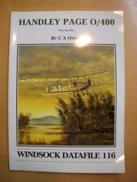 洋書 HANDLEY PAGE O/400 Windsock Datafile116