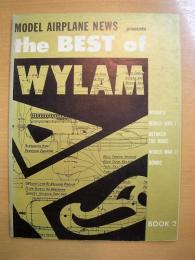 洋書 MODEL AIRPLANE NEWS presents   the BEST of WYLAM  BOOK2