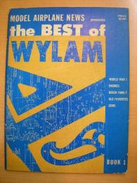 洋書 MODEL AIRPLANE NEWS presents   the BEST of WYLAM  BOOK1