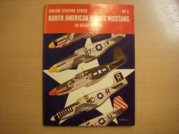 洋書 Aircam Aviation series North American P-51 B/C Mustang in USAAF Service