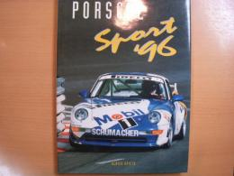 洋書 Canon YEARBOOK  Porsche Sport 1996