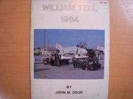 洋書 USAF AIR TO AIR WEAPONS MEET  WILLIAM TELL 1984