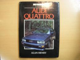洋書 High performance series Audi Quattro