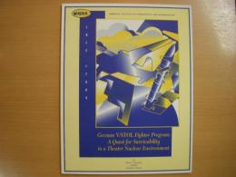 洋書 German V/Stol Fighter Program : A Quest for Survivability in a Theater Nuclear Environment