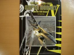 洋書 MDF Scaled Down7  The Boeing F/A-18E/F  Super Hornet  and EA-18G Growler