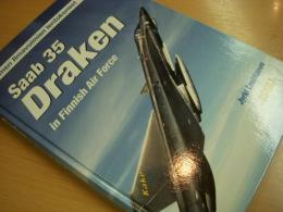 洋書 Saab 35 Draken in Finnish Air Force