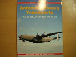 洋書 RED STAR18 Antonov's Heavy Transports  The An-22, An-124/225 And An-70