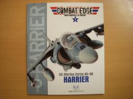 洋書 COMBAT EDGE Warfighters in Detail 1  US Marine Corps AV-8B HARRIER