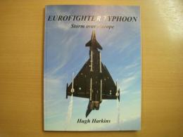 洋書 Eurofighter Typhoon  Storm Over Europe