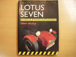 洋書 LOTUS SEVEN  Restoration Preparation Maintemance