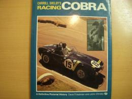 洋書 CARROLL SHELBY'S  RACING COBRA