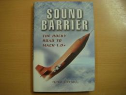 洋書 SOUND BARRIER The Rocky Road to MACH 1.0+