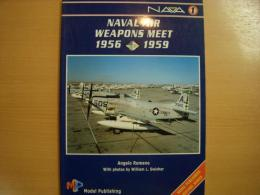 洋書 Naval Air Weapons Meet 1956-1959