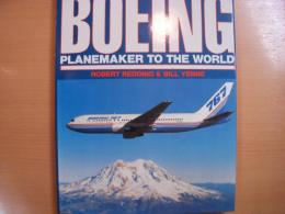 洋書 BOEING   PLANEMAKER TO THE WORLD