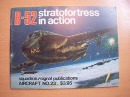 洋書 B-52 Stratofortress in action  No. 23