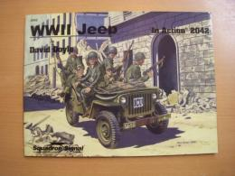 洋書 WWII Jeep in Action