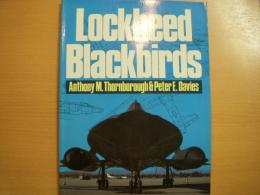 洋書 Lockheed Blackbirds