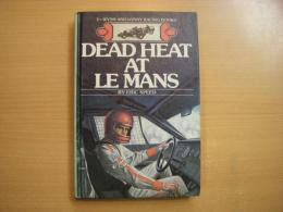 洋書 Wynn and Lonny Racing Books  Dead Heat At Le Mans