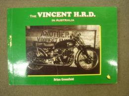 洋書 The Vincent H.R.D. in Australia