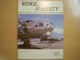 洋書 Winged Majesty The Boeing B-17 Flying Fortress in War and Peace