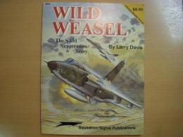 洋書 WILD WEASEL The SAM Suppression Story