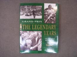 洋書 GRAND PRIX  The Legendary Years