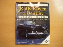 洋書 Rolls-Royce & Bentley Buyer's Guide