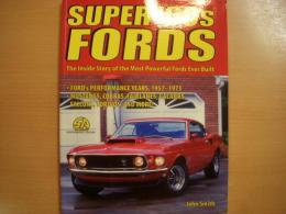 洋書 Super '60s Fords  The Inside Story of the Most Powerful Fords Ever Built