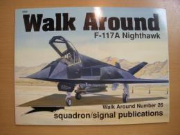 洋書 F-117A Nighthawk Walk Around26