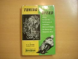 洋書 TUNING for SPEED How to Increase the Performance of a Standard Motorcycle Engine for Racing and Competition Work