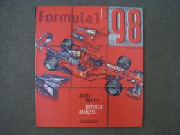 洋書 Formula1 1998 technical analysis