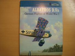 洋書 Famous aircraft of the National Air & Space Museum Vol.4  Albatross D. Va.: German Fighter of World War I