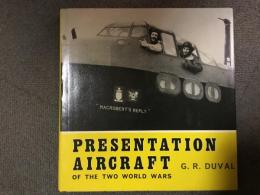 洋書 Presentation Aircraft of the Two World Wars