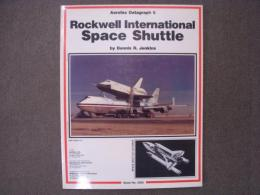 洋書 Aerofax Datagraph5 Rockwell International Space Shuttle