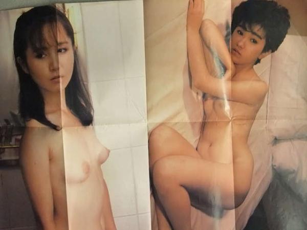 菊島里子 全裸
