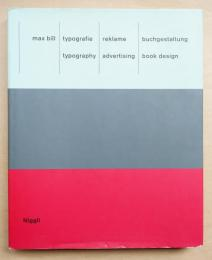 max bill, typography, advertising, book design